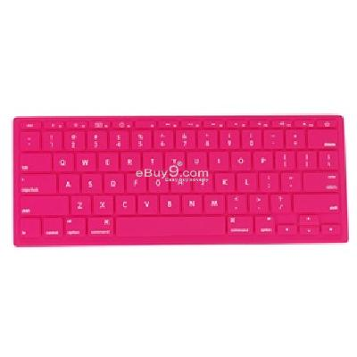 ultra-thin thermoplasitc keyboard cover protector with letters for 11.6 inch macbook air sp033r}-As picture
